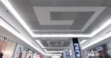 Acoustic metal panels