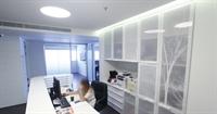 פרספקס מודפס במשרד