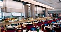 Hilton Queen of Sheba hotel. Nirosta Bar