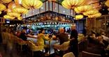 Illuminated bar cladding