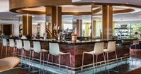 Hotel bar cladding