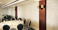 Carlton hotel - columns cladding